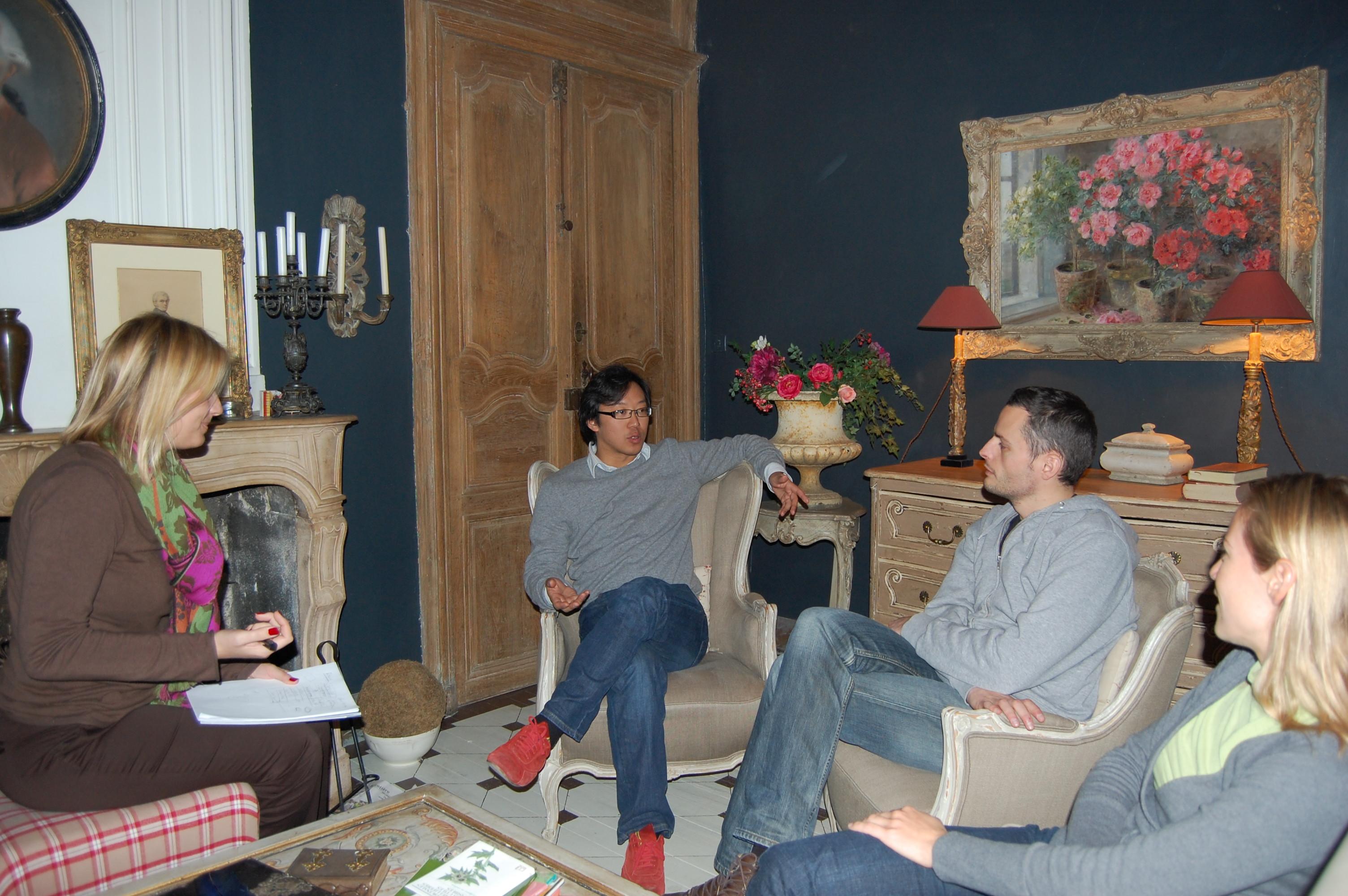 atelier d couverte profils de personnalit selon jung. Black Bedroom Furniture Sets. Home Design Ideas