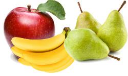 panade de fruits vs impact C02?