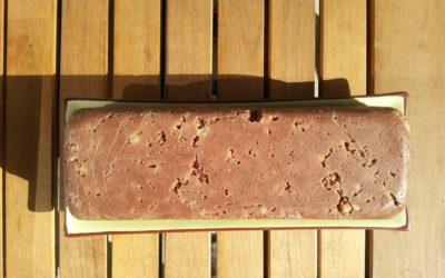 Recette d'un gâteau ultra écolo chataignes chocolat