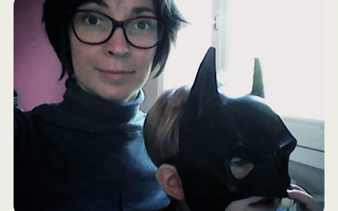 La réalité d'une maman en homeworking