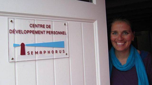 Ouest France 14 mai 2015, «le centre semaphorus a ouvert ses portes»