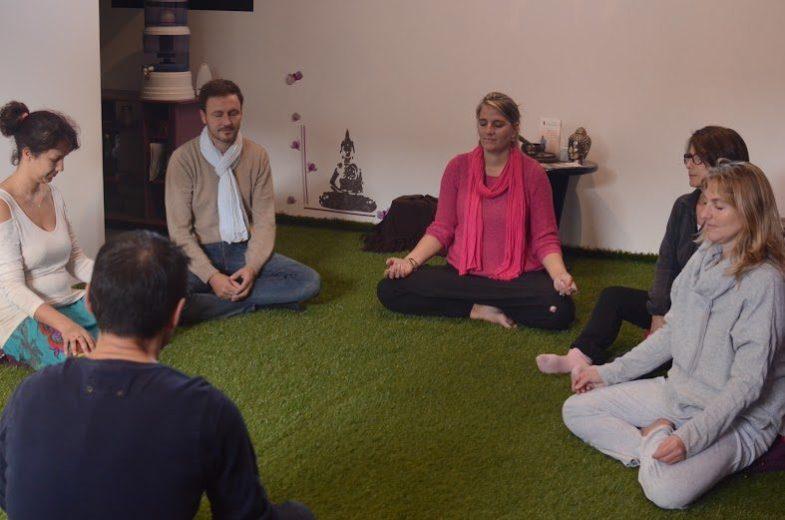 Retraite découverte de la méditation les 21 et 22 mai 2016 à Bréhat.